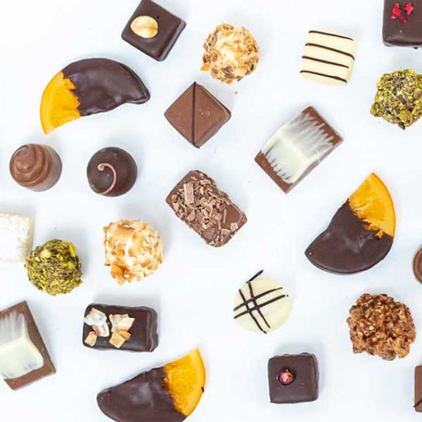 Adora Hamdmade Gourmet Chocolates